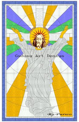 dec 3 motif kaca patri gereja gpib motif kaca patri gereja gpib gereja ...