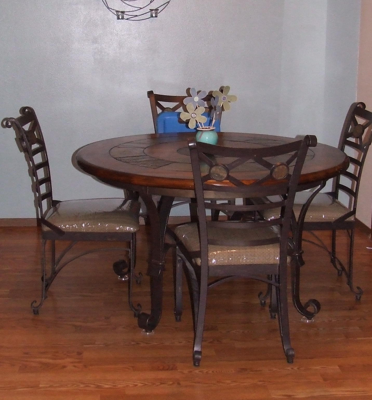 Whatever Wednesday Dining Chairs Makeover Keeping It Simple