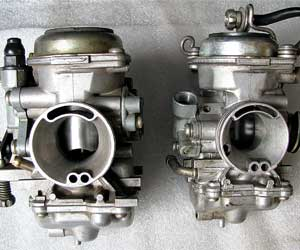Keihin Carburetor Old Yamaha Cl