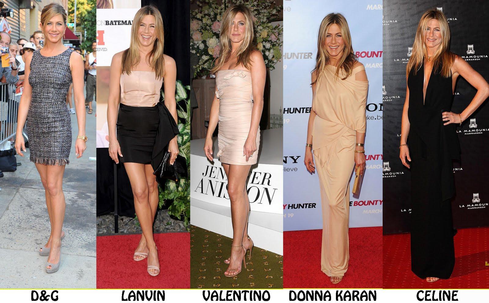 the fashionER: Spotlight: Jennifer Aniston Red Carpet ...