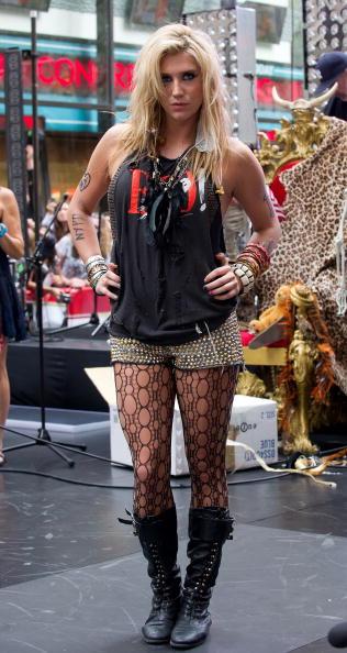 Kesha Style!!
