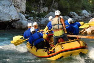 Canoe Kayak & Rafting