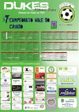 Calendário dos Jogos e patrocinadores