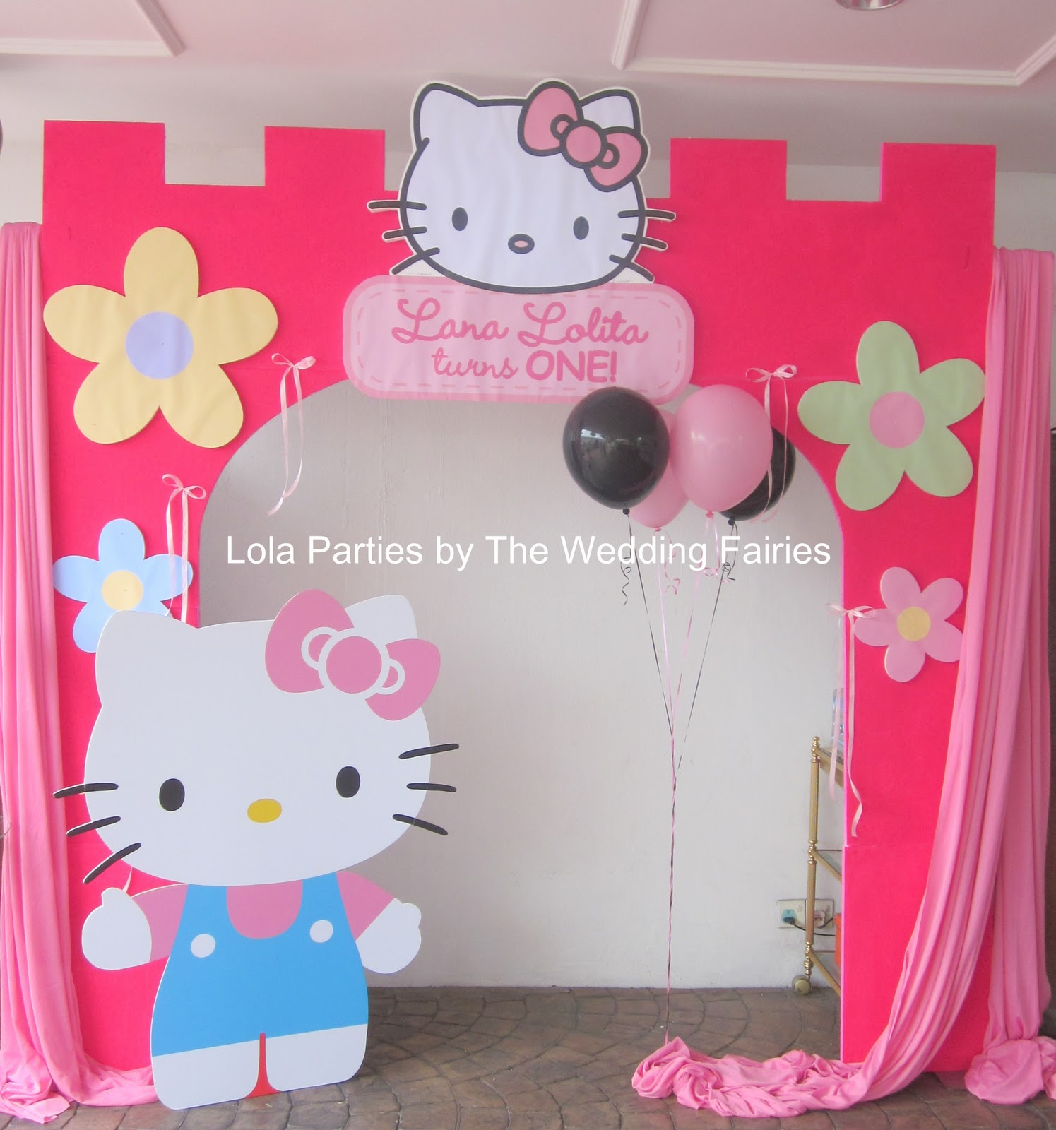 Booth Decorating Ideas