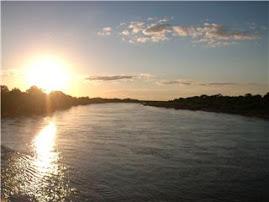 VOLVI PARA VER EL SOL...QUE SALE DE LA RIVERA