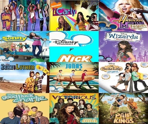 Estrellas Disney Channel y Nick