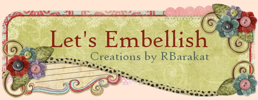 Let&#39;s Embellish