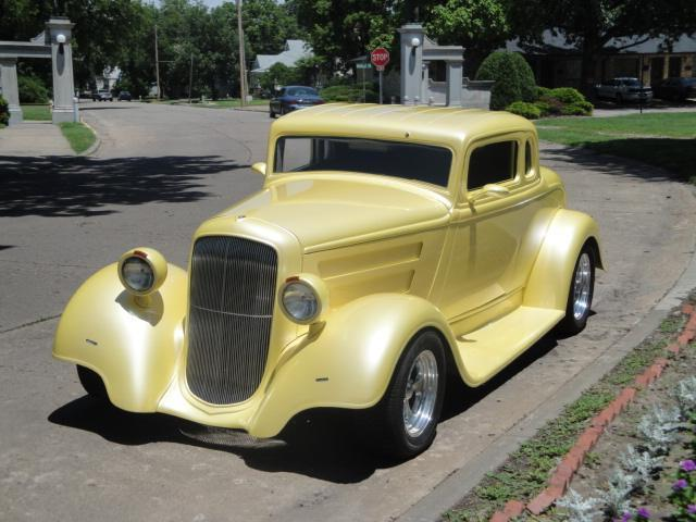 Hot rod 1933 plymouth coupe for 1933 dodge 5 window coupe