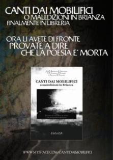 Canti dai mobilifici, AA.VV., Phasar Firenze, 2007