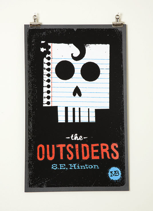 The Outsiders Book Cover Pictures ~ Engines the outsiders new cover for old book