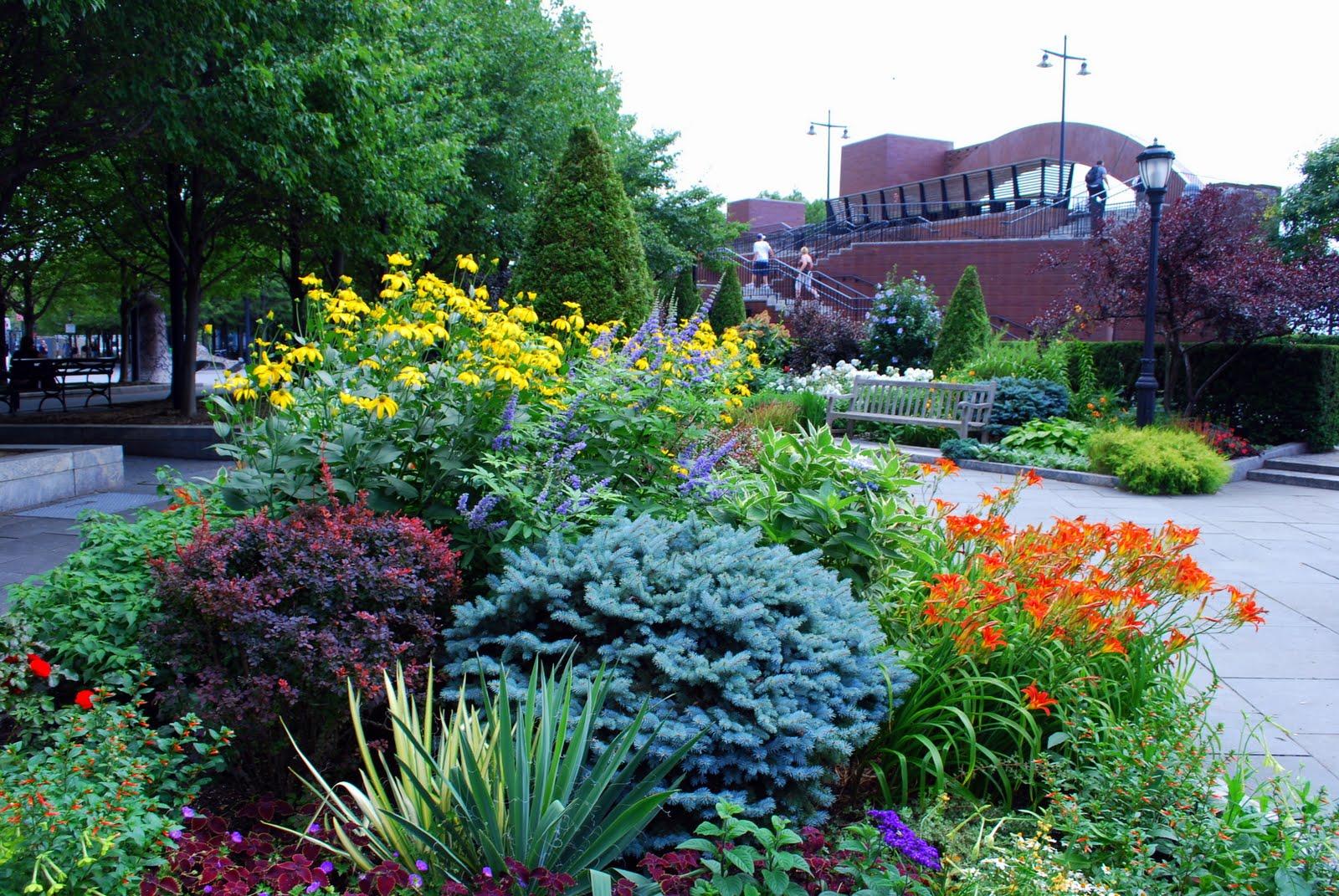 Mille Fiori Favoriti Green Gardening In Wagner Park
