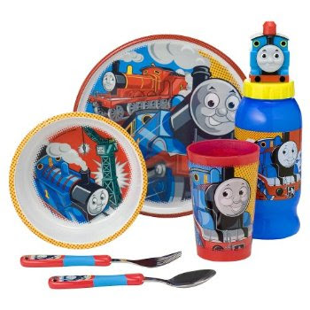 Thomas the Tank Dinnerware Set