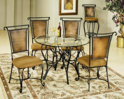 Milan Dining Room Furniture Set
