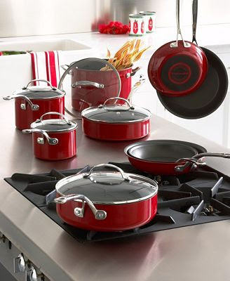 KitchenAid Cookware Gourmet Reserved 10 Piece Set