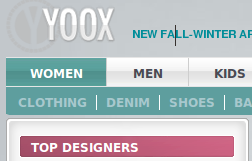 Yoox Coupons and Deals