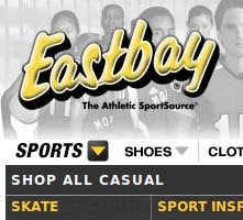 Eastbay Coupons and Deals