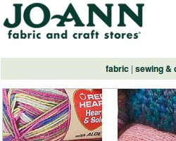 Joann Fabric Coupons and Deals