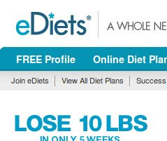 eDiets Coupons and Deals