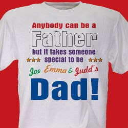 Dad Personalized T-Shirt