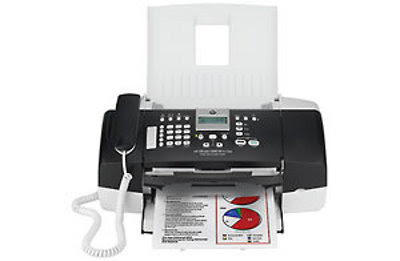 HP Officejet J3680 All in One Printer Fax Scanner Copier