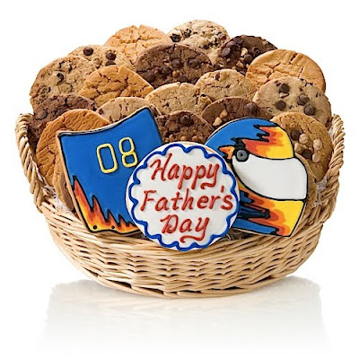 Happy Father's Day Race Car Gift Basket