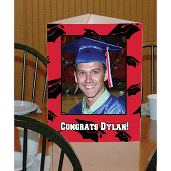 Personalized Graduation Centerpiece gift