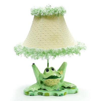 Leap Frog Nursery Lamp