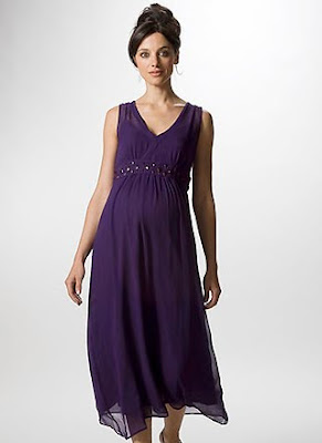 Purple Sparkle Dress