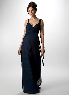 Midnight Evening Dress