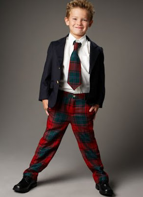 Boys' Holiday outfit