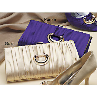 Elizza Clutch and Shoe