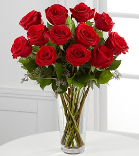 FTD valentine Rose Bouquet