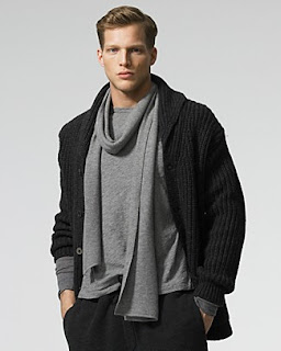 Ralph Lauren men Cashmere Cardigan