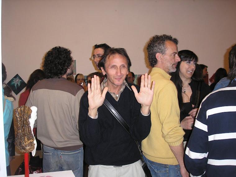 Mario de Lugo gran amigo