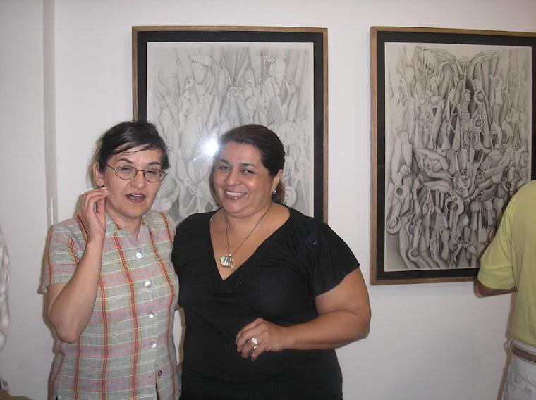 Ma- Angélica Carter Morales y Claudia Raimondo