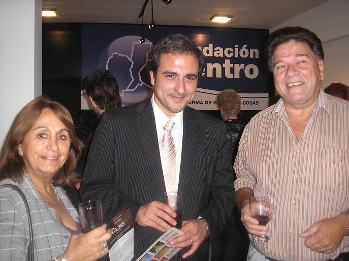 Director de la Fundación Centro Oscar Martinez
