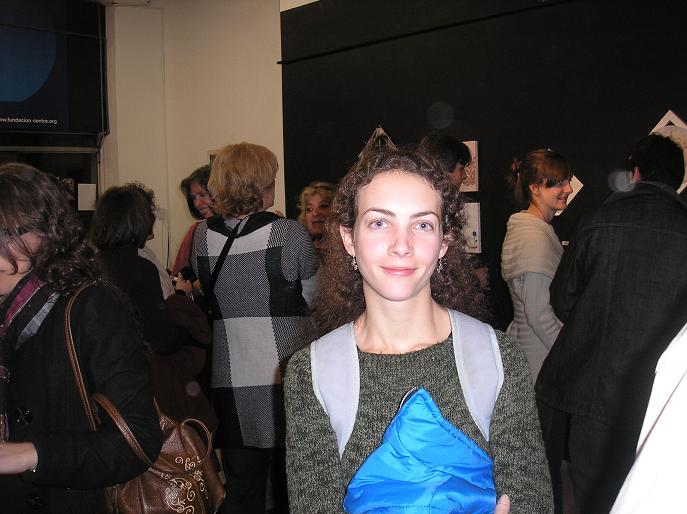 Participante Julieta Cebollada