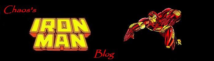 Chaos's Iron Man Blog