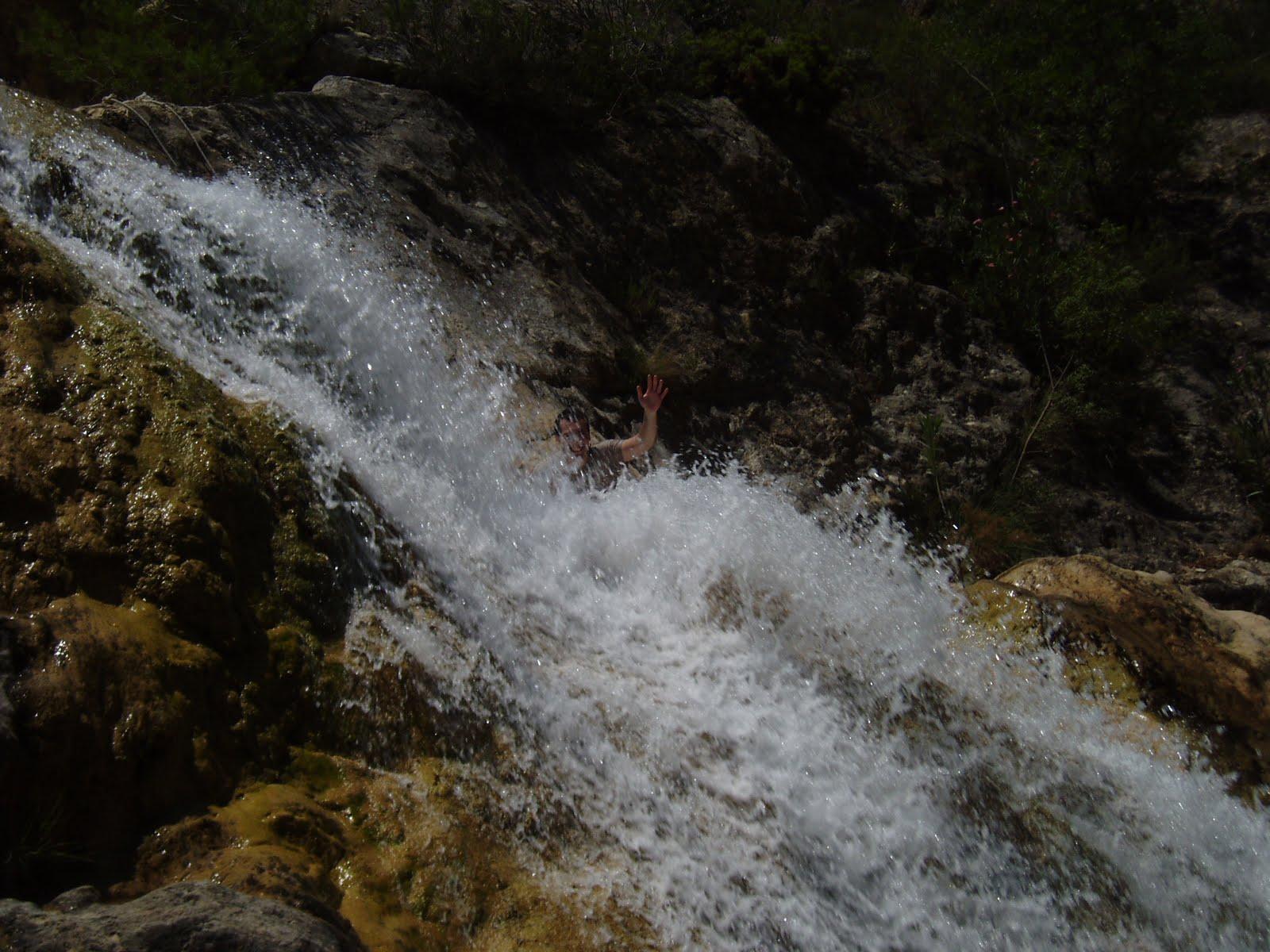 Descenso del río Fraile