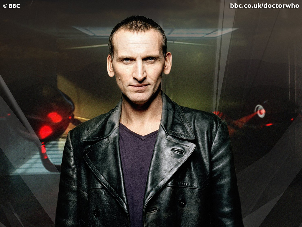 Christopher Eccleston: the 9th Doctor