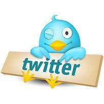 Tamén estamos en Twitter