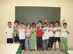 PROJETO PÁSCOA - 2009