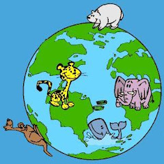 ANIMAIS DO PLANETA