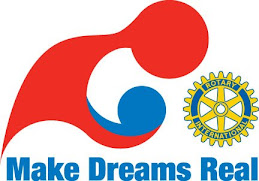 Rotary logo for 2008-2009