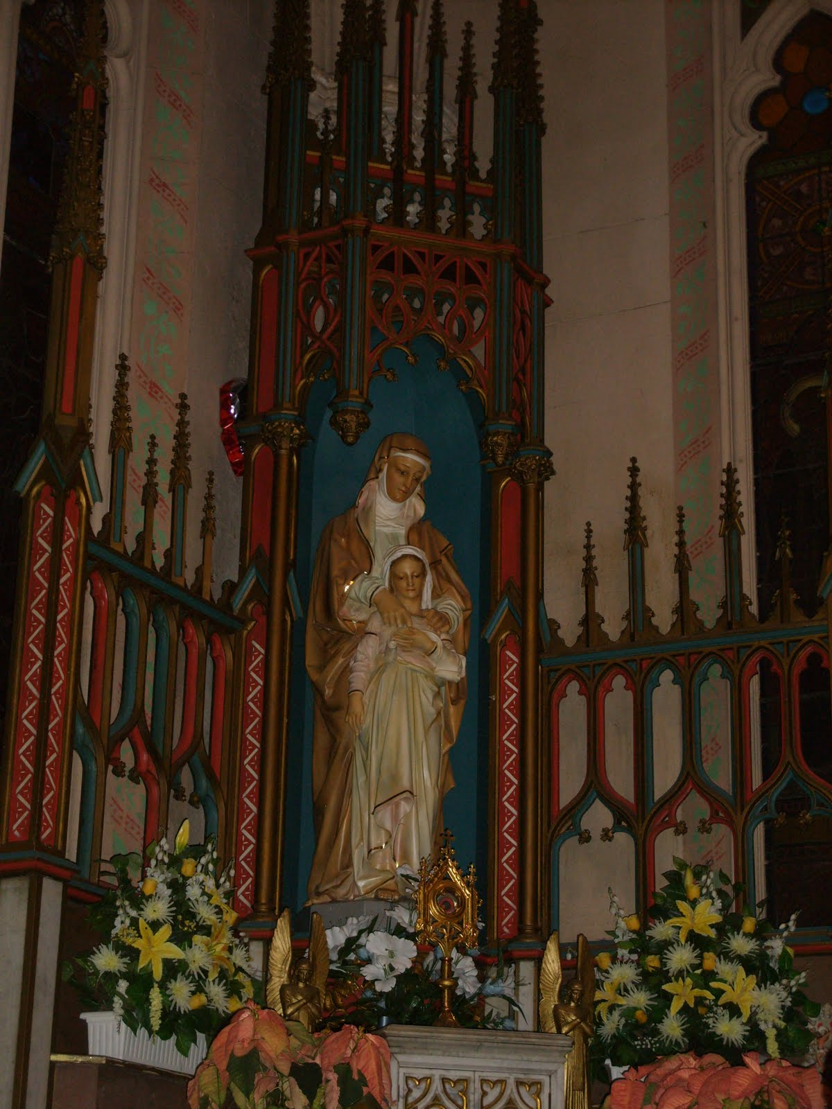 Detroit Church Blog Ste Anne Revisited