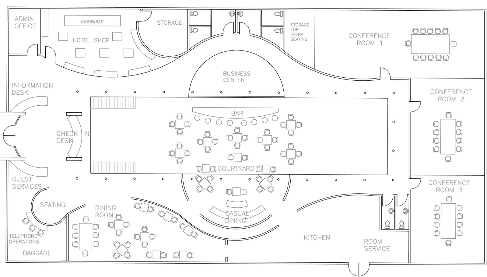 Floor Plans For Your Wedding Reception Tattoo