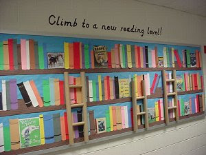Accelerated Reader Bulletin Boards http://alookatliteracy.blogspot.com/p/accelerated-reader.html