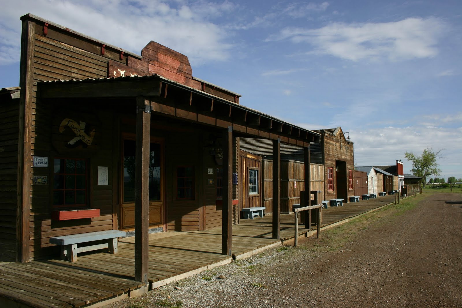 Film Office blog: Western Town Needs New Homewestern town