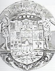 Escudo del MARQUES DE DOS AGUAS.