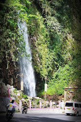Lembah Anai's Waterfall